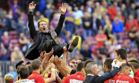 Diego Simeone Atlético Madrid