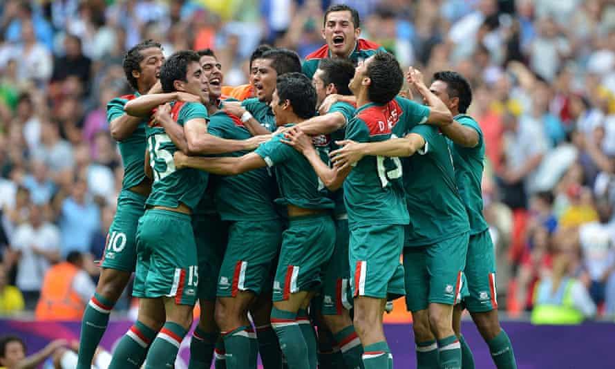 Mexico team
