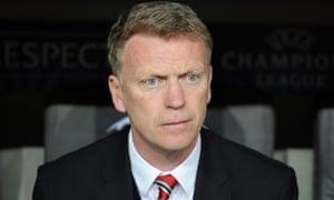 Former Manchester United manager David Moyes