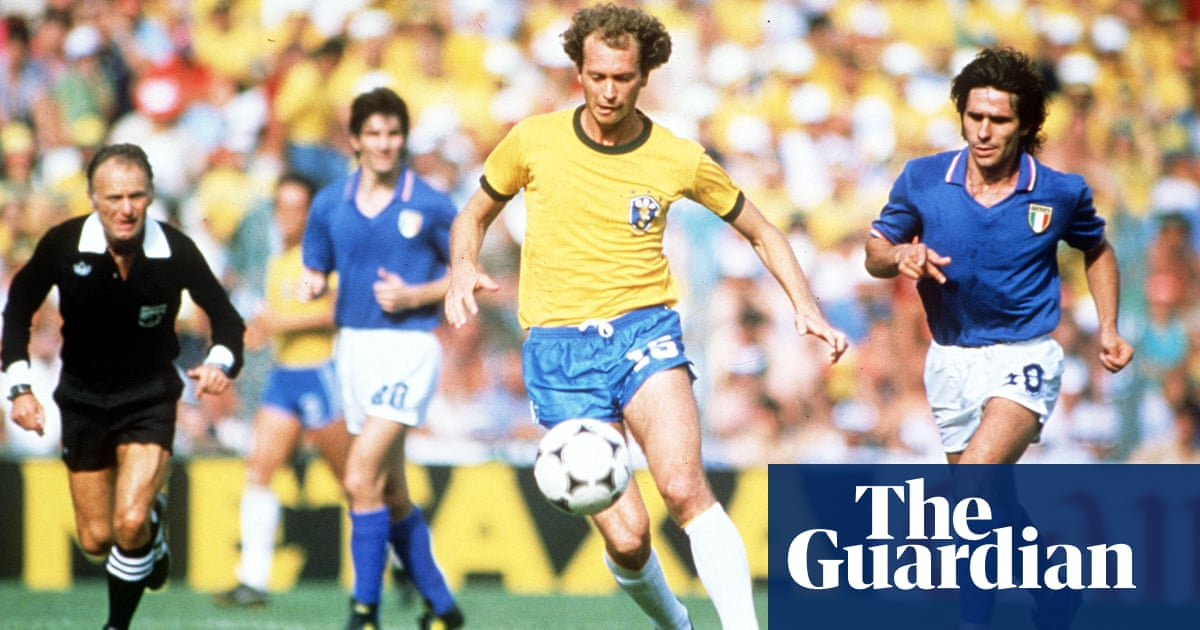 Brazil Lost That Italy Game In 1982 But Won A Place In History