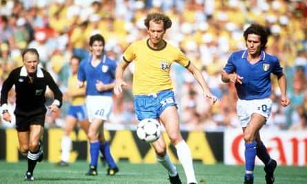Brazil lost that Italy game in 1982 but won a place in history ...