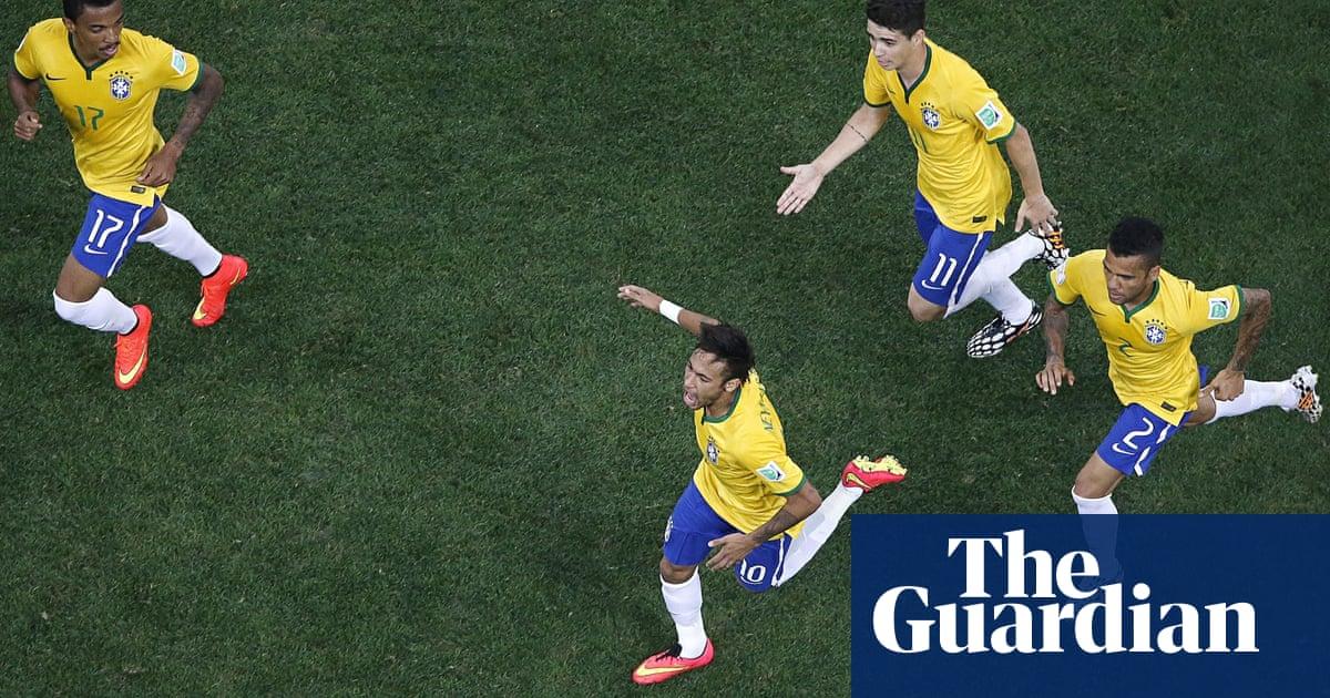 bb85bd5b4 Neymar ensures World Cup hosts Brazil start with win over Croatia
