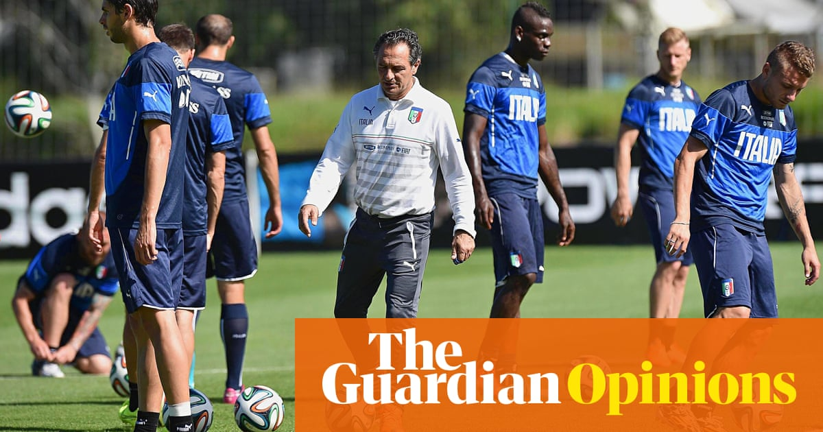 Cesare Prandelli: the man who made Italians fall in love with ...