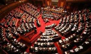Romano Prodi Faces Confidance Vote