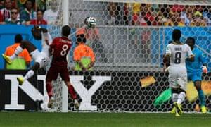 Ghana v Portugal