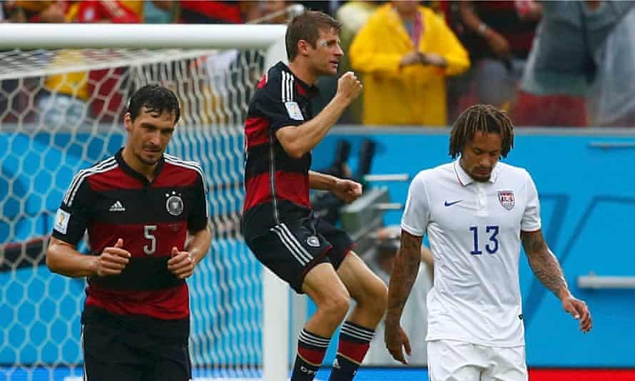 Germany v USA