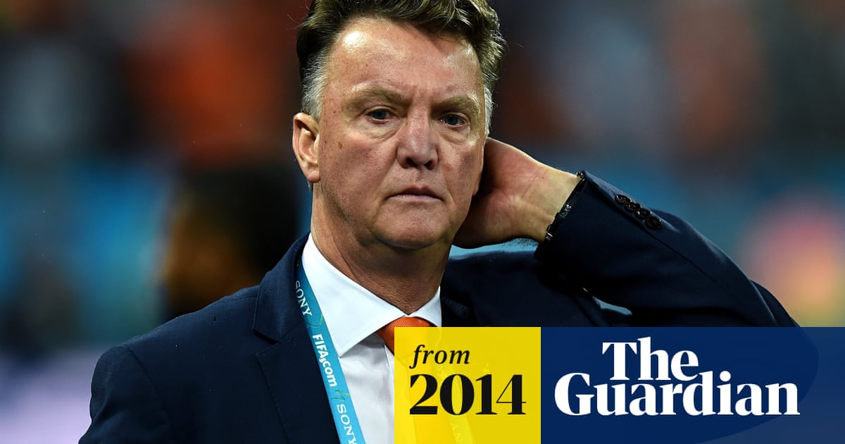Louis Van Gaal To Officially Join Manchester United After