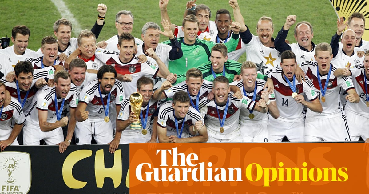 a87bea0f496 Germany s World Cup triumph a victory for intelligent design ...