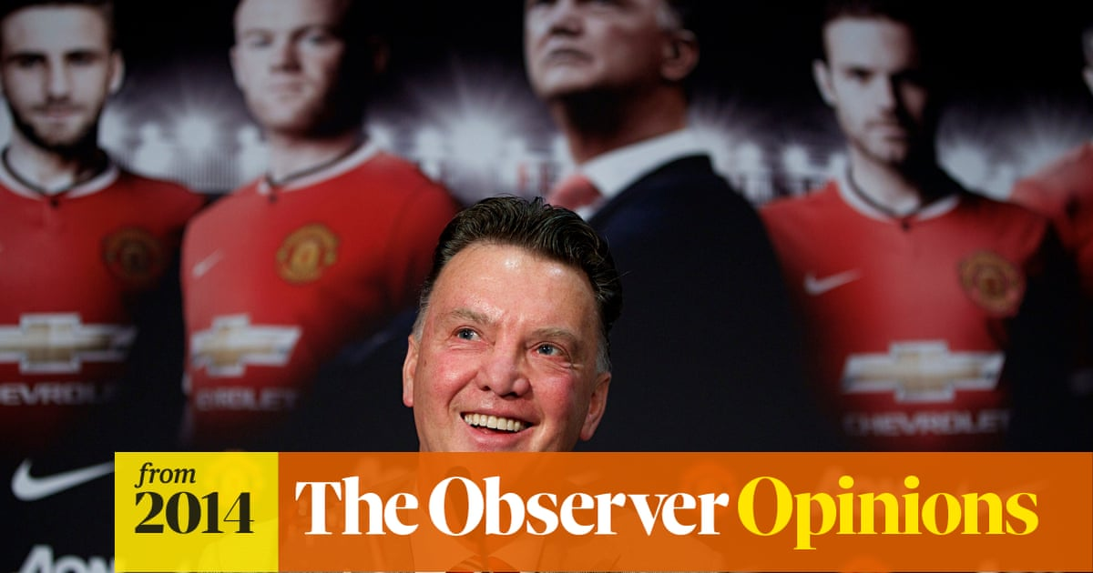 Louis Van Gaal The Right Man At The Wrong Time For