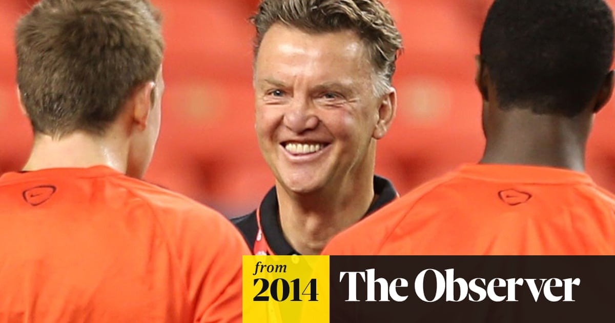 Louis Van Gaal Lays Down Law And Alters Manchester United