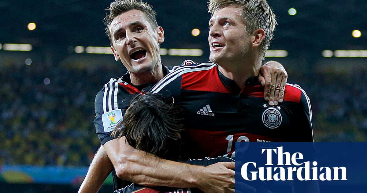 Germany 7-1 Brazil | World Cup semi-final match report
