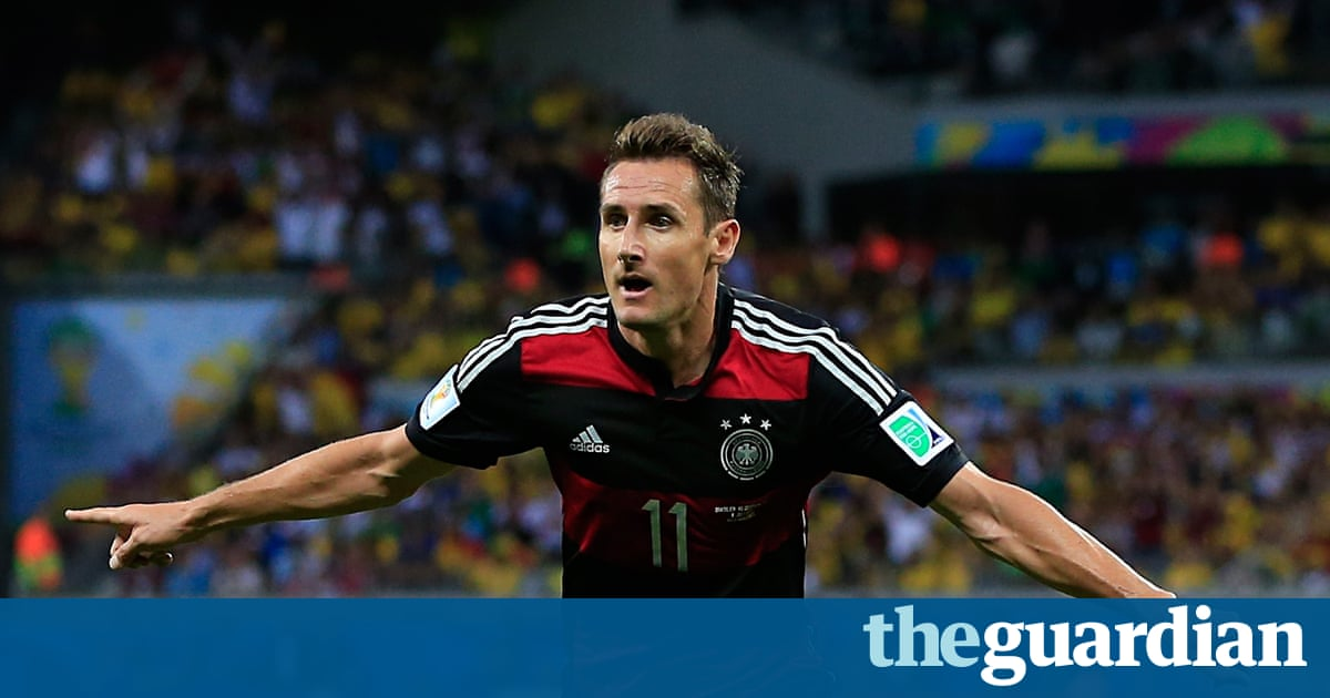 World Cup 2014 New Technology Means New Insights For: Five Talking Points From Germany V Brazil: Arise The New