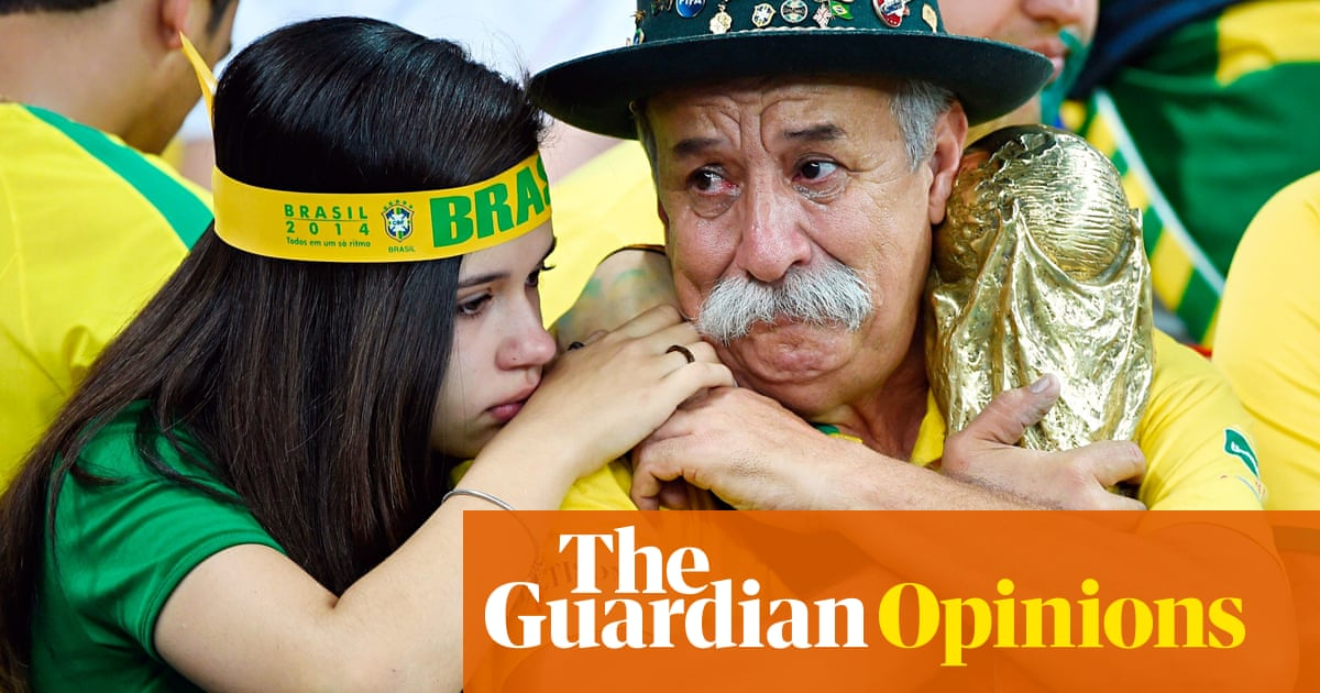 Brazil World Cup humiliation by Germany should serve as a call to arms |  Barney Ronay | Football | The Guardian
