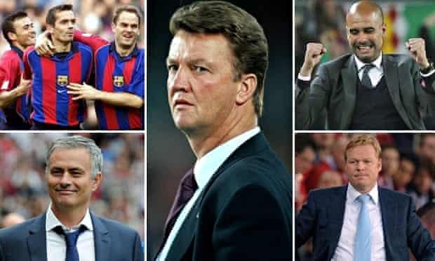 Barcelona manager composite