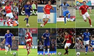football montage