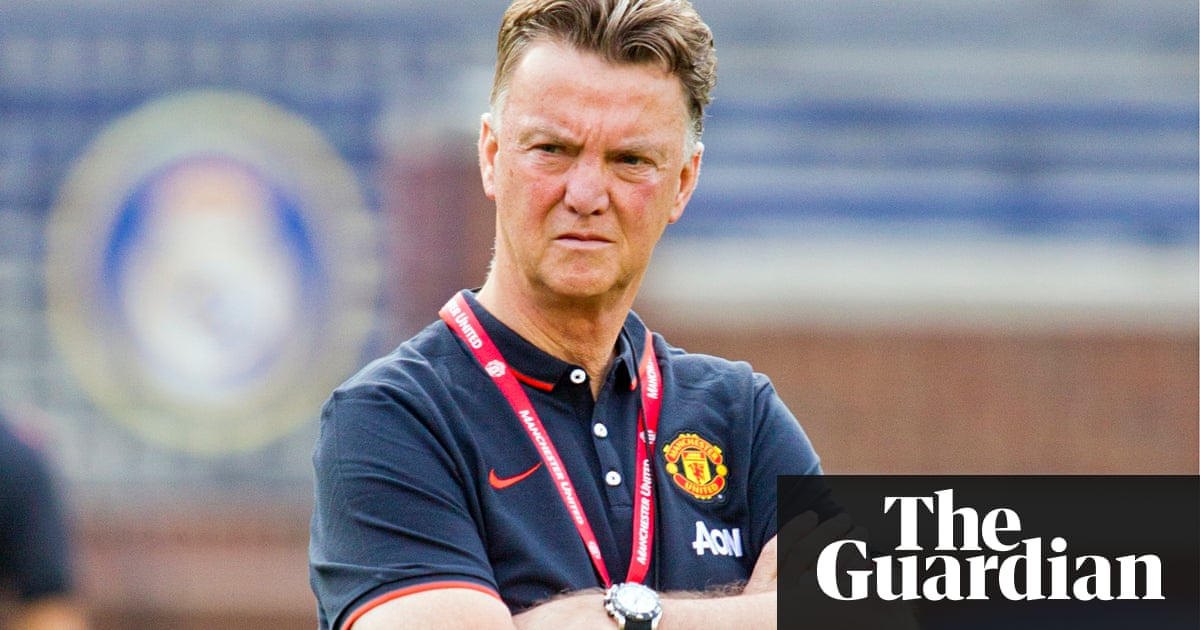 Louis Van Gaal To Tell Players If They Have A Manchester