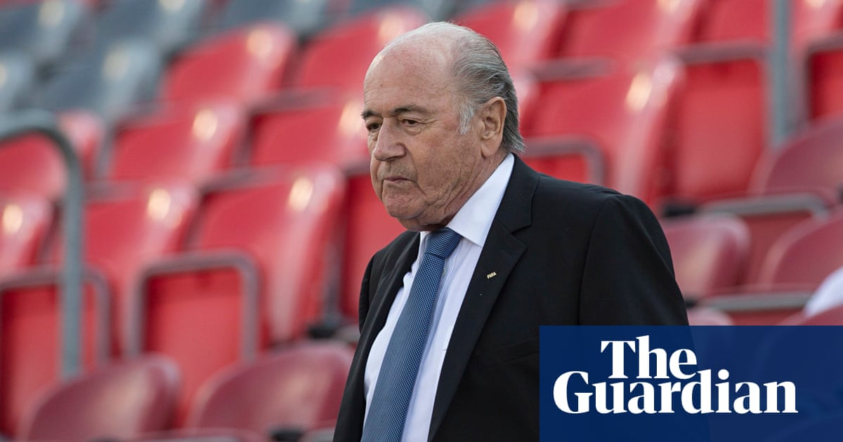 a2df63ce2e He s not exactly a feminist but Sepp Blatter is right. Football is still  macho