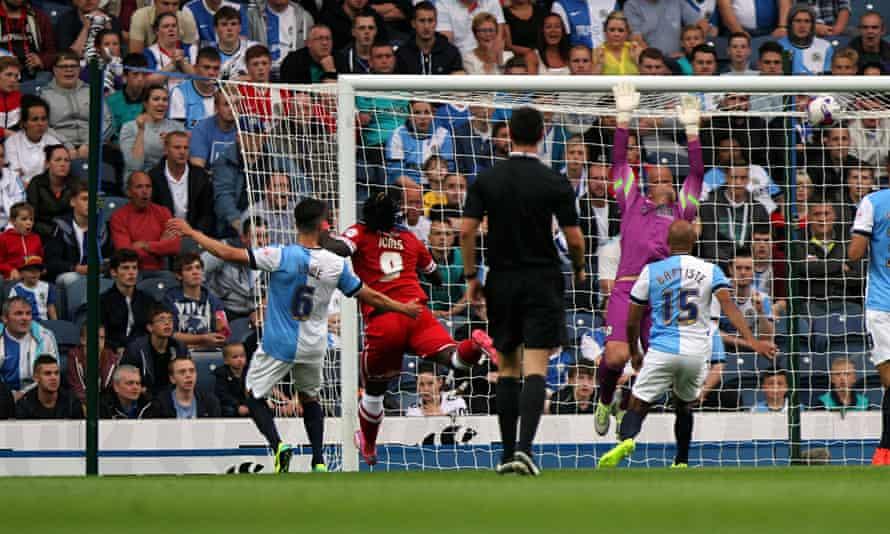 Kenwyne Jones Cardiff City