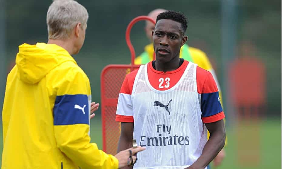 wenger and welbeck