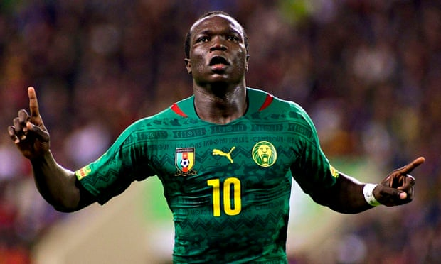 05749909daa Cameroon look better off without Alex Song for Africa Cup of Nations ...