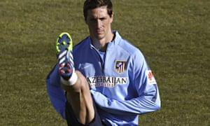 Fernando Torres back at Atlético Madrid