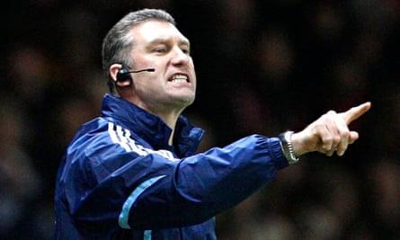 Newcastle United's caretaker manager Nigel Pearson