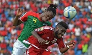 Equatorial Guinea v Burkina Faso