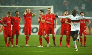 Liverpool Demba Ba Besiktas