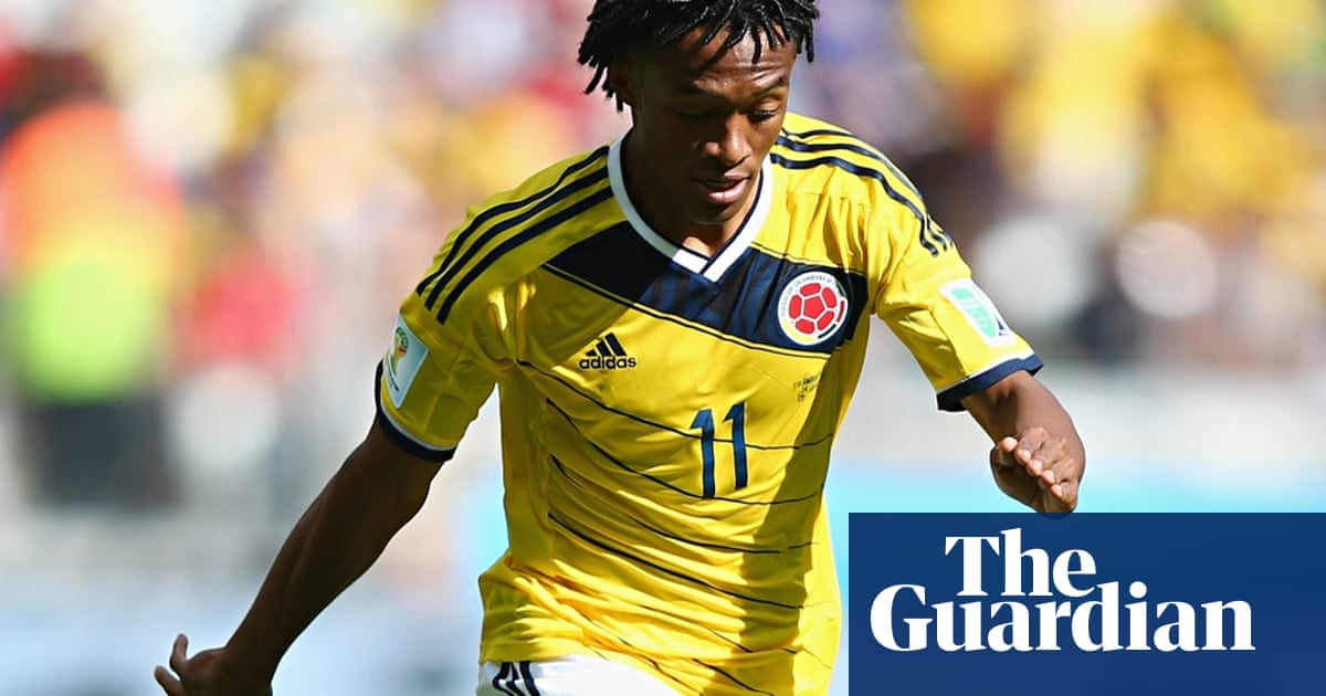 save off 7c503 86ae9 The making of Chelsea's Juan Cuadrado: from struggle and ...