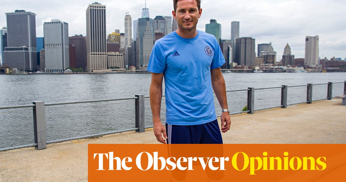 759ff7e6b Frank Lampard s New York City FC  making of a team no one has seen play