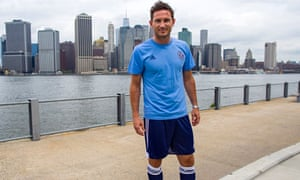 Frank Lampard of New York City FC