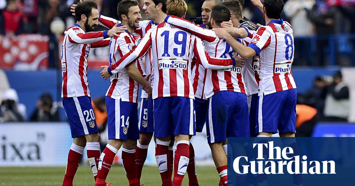 93721009f12 Atlético s deserved 4-0 win over Real Madrid is one for the photo album