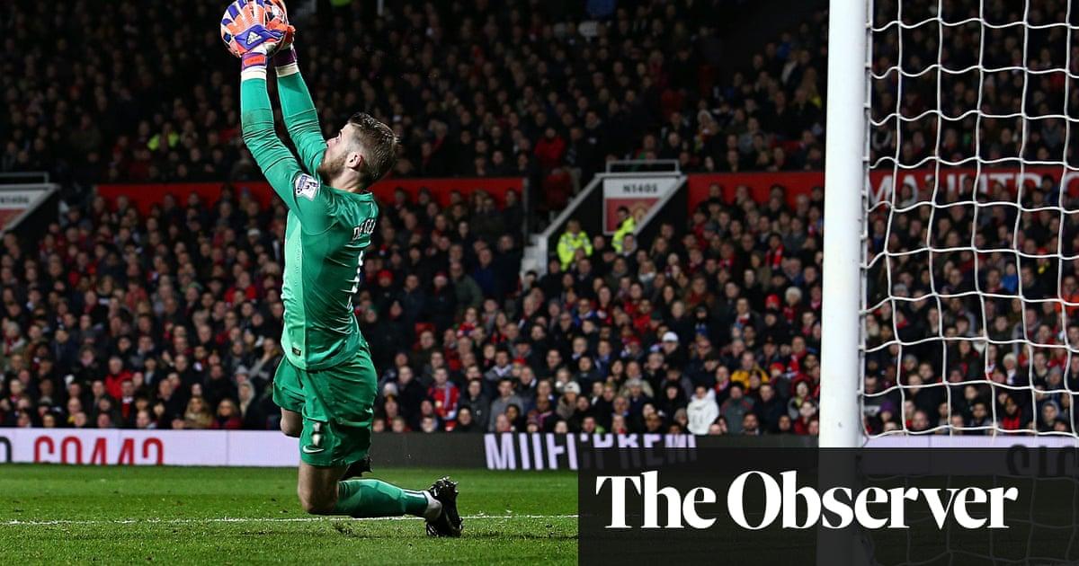 David de Gea is saving grace of Manchester United s confusing season ... f0915977e