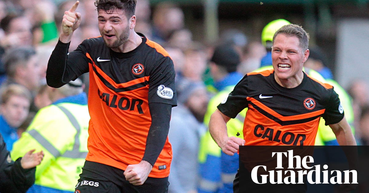 dundee united s john rankin calls for calm heads and. Black Bedroom Furniture Sets. Home Design Ideas