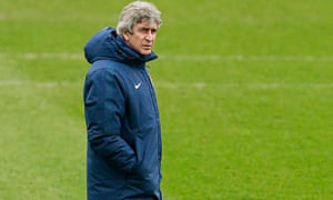 Manuel Pellegrini must pick up his players for Saturday's home game against West Brom