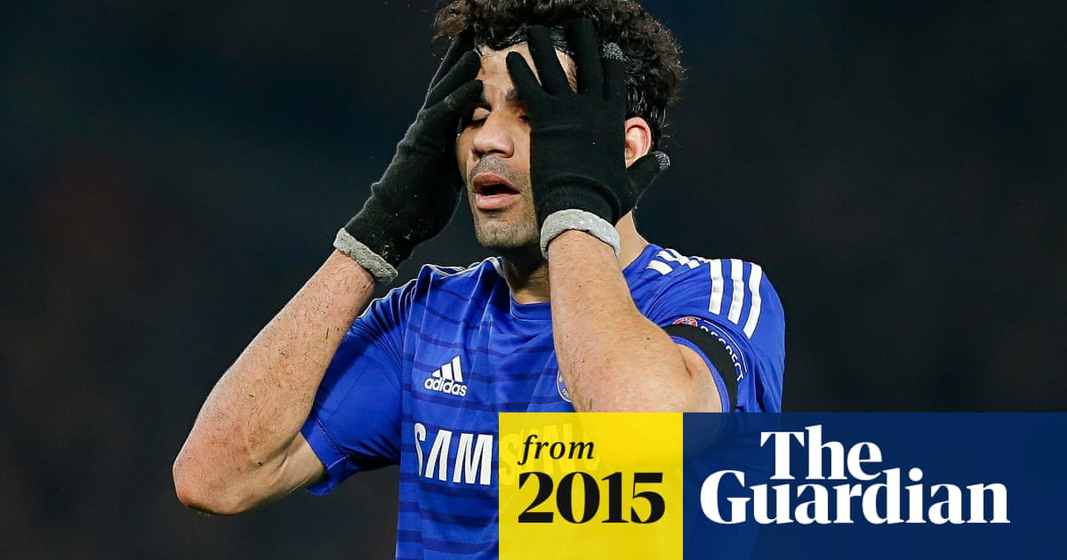 Diego Costa blames Christmas fixtures for Chelsea Champions