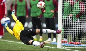 Hannover 1-3 Bayern Munich