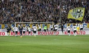 Parma beat Juventus