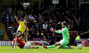 Watford v Middlesbrough