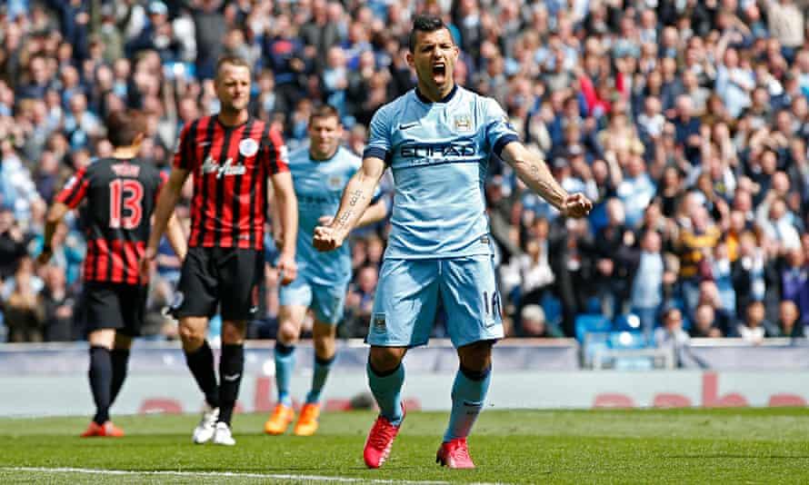 Manchester City 6-0 QPR