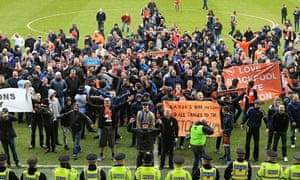 Football - Sky Bet Championship - Blackpool v Huddersfield Town
