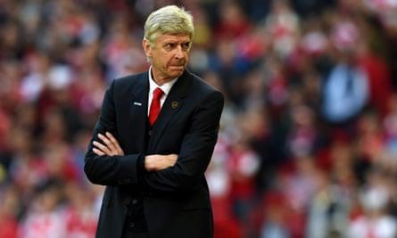 Arsène Wenger of Arsenal