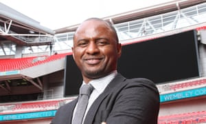 Patrick Vieira Emerges As Surprise Candidate For Newcastle