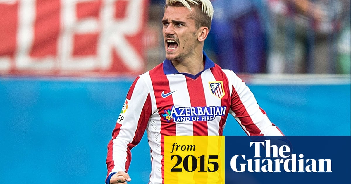 sports shoes 14ea0 fc901 Chelsea consider summer move for Atlético Madrid's Antoine ...