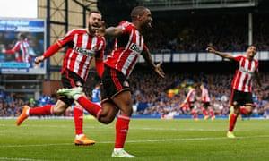Everton 0-2 Sunderland