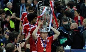 Bastian Schweinsteiger Bayern Munich