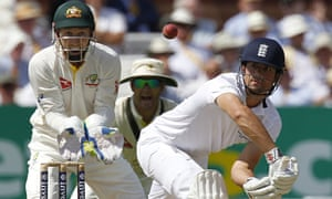 Alastair Cook's patient innings may not have given him the Lord's century he deserved but it reminde