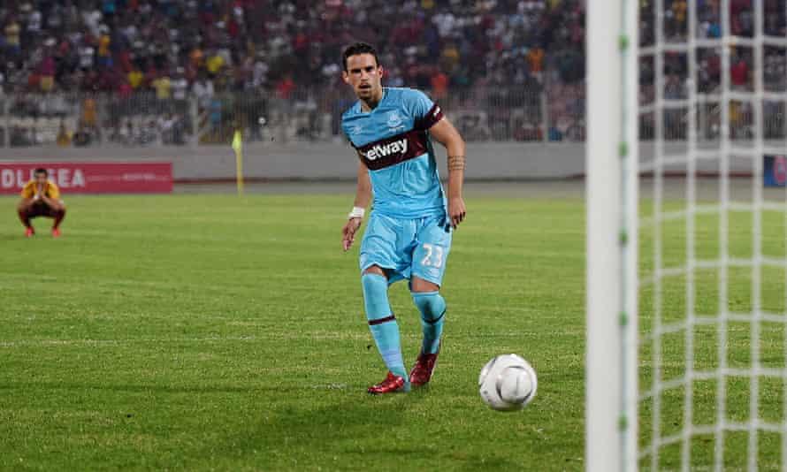 West Ham's Diego Poyet