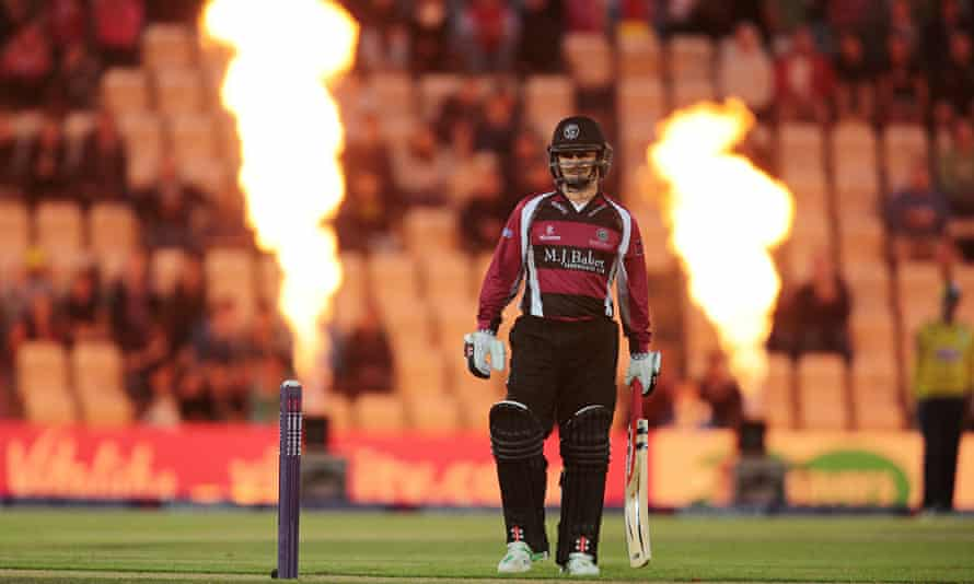Somerset facing Hampshire at the Ageas Bowl might be a thing of the past if ECB plans to launch an e