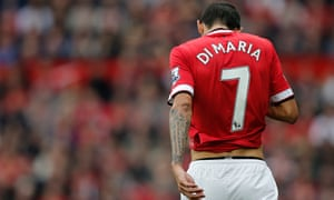 Ángel Di María's name may have been on the passenger list, but he failed to board the flight taking